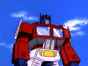 Optimus Prime (G1 TV Series)