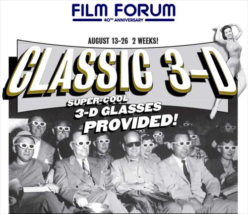 Classic 3-D