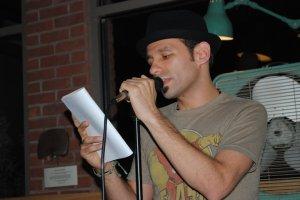 Trigonis on the mic