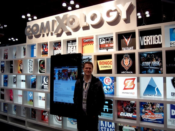 Taking over the digital comics space one publisher at a time.