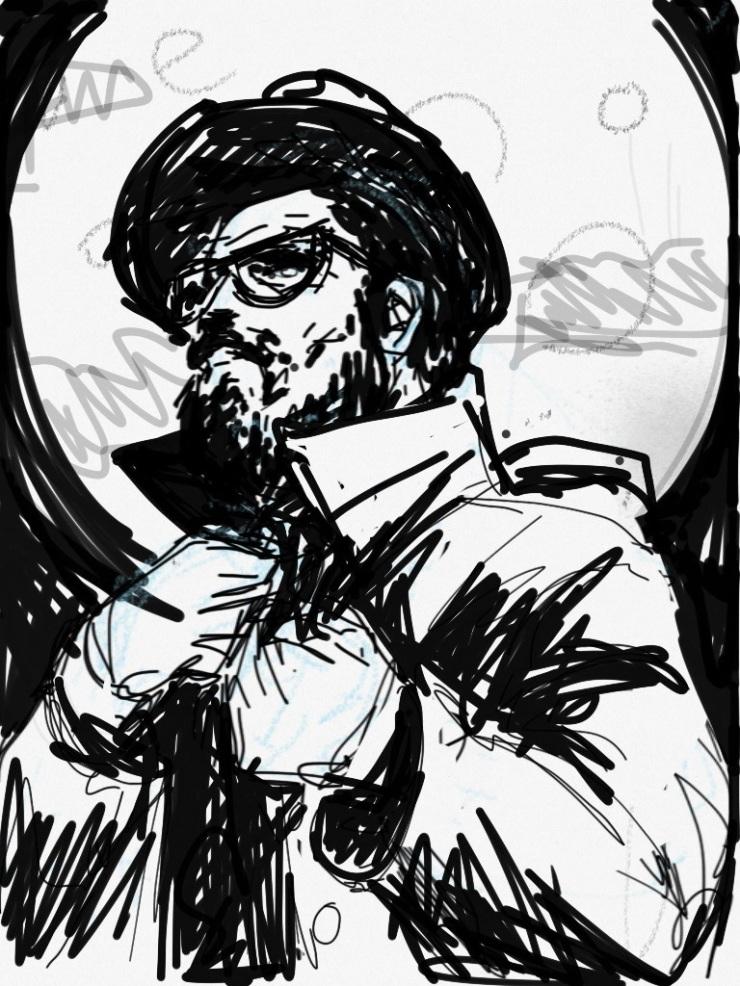 Hipster Noir