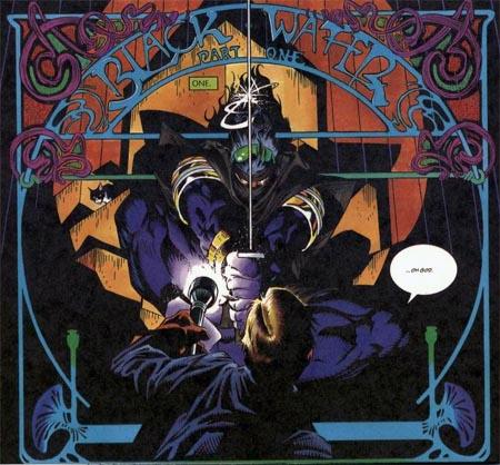 From Ninjak #1 (1994)